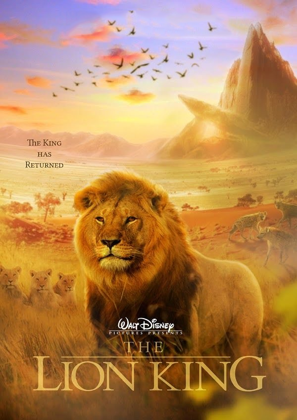 The Lion King Movie In London Your London Guide
