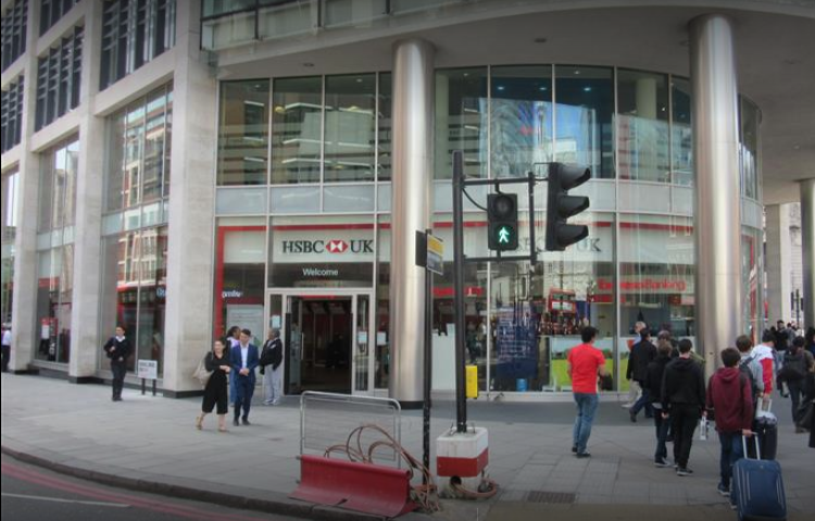 HSBC branch at Belgravia, London - Your London Guide